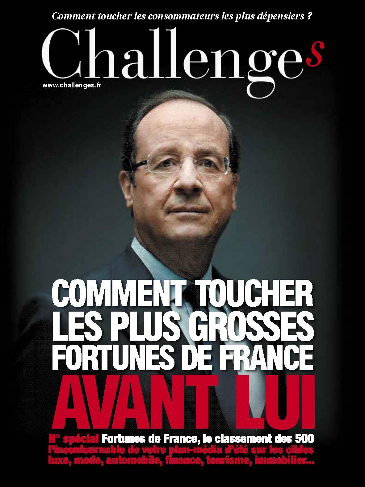 Hollande Challenges